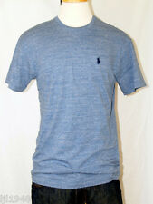Polo Ralph Lauren Blue Heather T-Shirt Polo Pony  S M L XL XXL NWT