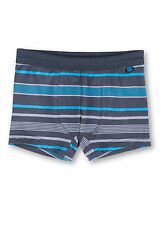 Sanetta Boys Hip Short With Label Striped - Black