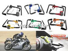 "Brake Clutch Protect Guard System Levers 7/8"" Handle Bar For Universal"