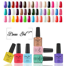 Soak-off Gel Nail Polish UV/LED Manicure Kit Base Top Color Coat Fashion DIY