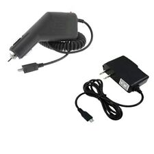 Car Auto+Home Wall Charger For Alcatel One Touch OT-985 Phones