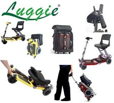 Luggie Folding Power Mobility Scooter - Elite Scooter