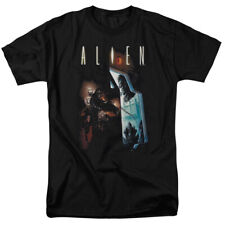 Alien Movie Around The Corner Licensed Adult Shirt S-3XL