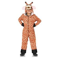 Melman the Giraffe Costume for Kids Madagascar Halloween Fancy Dress