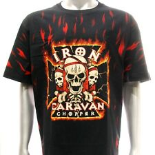 r149 Sz XXL Rock Eagle T-shirt Tattoo SPECIAL Skull Fire Pirate Ghost Biker bmx