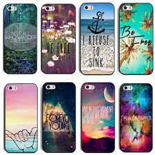 Cute Design Pattern Fashion Hard Back Case Cover For Apple iphone 4 4S 5 5S 5C