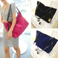 Fashion Korea Women Handbag Shoulder Bags Tote Purse Frosted Matte Bag