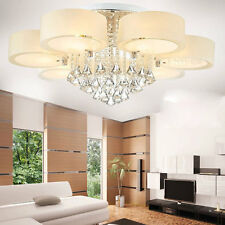 Modern Crystal Ceiling Lights chandeliers Living room lights Bedroom lights 1288
