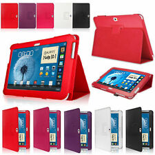 Flip LEATHER Stand Case Cover for SAMSUNG Galaxy NOTE 10.1 Inch N8000 N8010