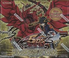 Yu-gi-oh Crossroads Of Chaos Commons Single/Playset New Take Your Pick