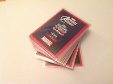 MARVEL HERO ATTAX SERIES 3- TRADING CARDS CHOOSE YOUR CARD .99p each movie cards