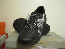 New! Mens Asics GLS Shoes Sneakers black - 4E Wide - select sizes
