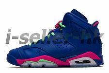 Nike Air Jordan 6 Retro GG Game Royal (543390-439) US 3.5-7Y