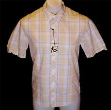 Bnwt Men's Authentic Peter Werth Short Sleeve Shirt RRP£40 New