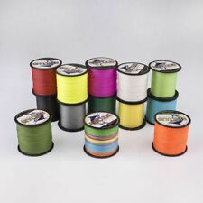 300M 100% PE BRAIDED FISHING LINE DYNEEMA SPECTRA 328 YARDS Test SUPER STRONG