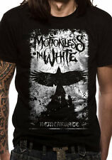 MOTIONLESS IN WHITE Phoenix T-shirt (Black) Mens New 'Official'