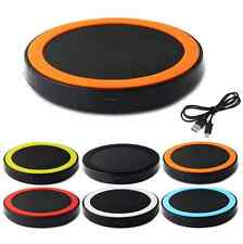 Qi Wireless Charging Charger Pad For Samsung Galaxy S5 S6 LG Nexus Nokia