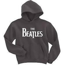 New Beatles Hoodie Hooded Hood Sweatshirt  Brand NEW