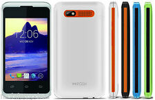 """Posh Mobile Orion Mini S350 4G, Android 4.4 GSM Unlocked Smartphone 3.5"""" Display"""