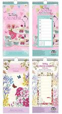 2014 CALENDAR - Tea Party/Flower Garden (Week To View) (Tallon)