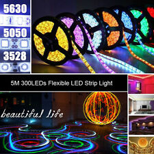 SGG SMD 3528 5050 5630 300LED 5M DIY Flexible LED Strip Light | 3 Year Warranty