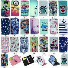 New Hybrid Flip Wallet PU Leather Stand Case Cover For Motorola Moto G2 2nd 2014