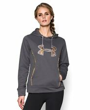 Women's  Under Armour Storm Caliber Big Logo Hoodie