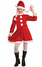 Little Miss Santa's Helper - Child Costume