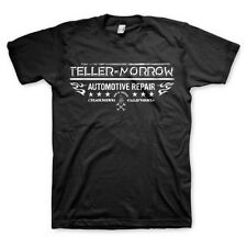 Sons of Anarchy Teller-Morrow Auto Repair Licensed Adult T-Shirt - Black