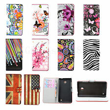 Stand Flip Card Wallet Leather Cover Case Cell Phone Accessories For Nokia Lumia