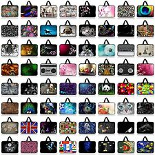 """Colorful 11.6"""" 12"""" inch Neoprene Laptop Sleeve Case Netbook Bag Pouch CarryCover"""