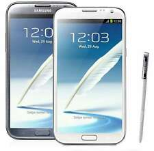 Samsung Galaxy Note II SPH-L900 - 16GB- White or Gray (Sprint) Smartphone (C)