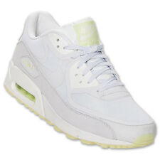 Nike Air Max 90 Glow In The Dark GITD Green White 616317-103 Rare New Exquisite