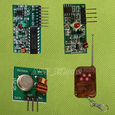 315MHz Wireless Receiver  transmitter IC2262/2272 4 channel Module for Arduino