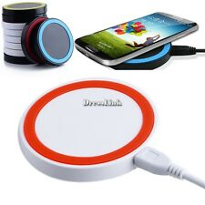 Qi Wireless Charger Charging Pad Receiver For Samsung Nokia HTC Nexus DL0