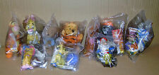 McDONALDS  MULTI-LIST SELECTION OF UNOPENED FIGURES; TIGGER MOVIE AND NODDY