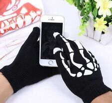 New Magic Touch Screen Gloves Smartphone Texting Stretch One Size Winter Knit