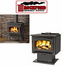 Wood Burning Stove Timberwolf  EPA Wood Stove - Build Your Own Wood Stove