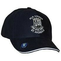 (Free PnP) Old Course ST Andrews Golf Baseball Cap Blue