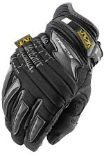 Mechanix M-Pact 2 Work Gloves, Mechanix Black Mpact II Gloves with White Writing