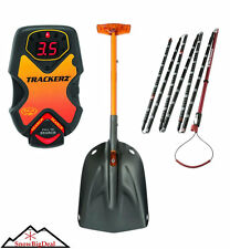 BCA Tracker 2 Avalanche Beacon Transceiver DTS Avy Shovel Probe BD Combo Package