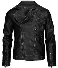 Affliction REBEL ROUSER Motorcycle Jacket  L XL NWT NEW Black