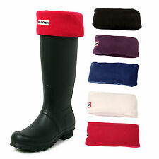 Hunter Women's Original Tall Fleece Welly Sock