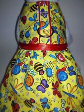 DOG CAT FERRET Harness BUG BEE BUTTERFLY SPIDER Dress