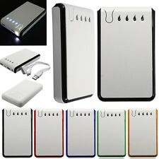 15000mAh Dual USB Portable External Battery Power Bank Charger for Cell Phone