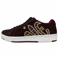 Royal Elastics Icon Hydra Brown Gold Big Logo Mens Lifestyle Casual Shoes
