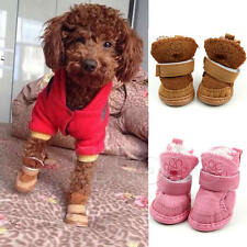 Fancy Dress up Dog Pet Cute Puppy Shoes Chihuahua Boots For Small Dog Size S-XXL
