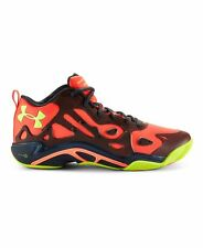 Men's  Under Armour Micro G Anatomix Spawn 2 Low Basketball Shoes