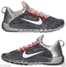 152c58723ddb NIKE FREE TRAINER 5.0 MEN s TRAINING MESH SHOE COOL GREY - BLACK - INFRARED  SIZE