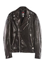 Diesel L-Illianne Black Leather Jacket 900